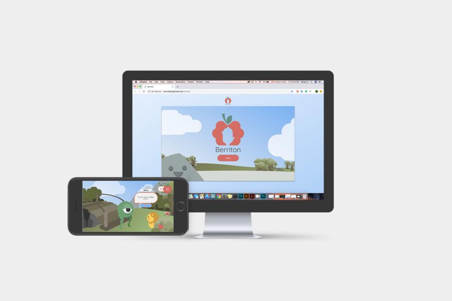 Interactive Game - Berriton