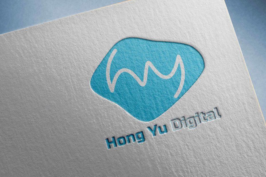 Personal Logo - Hong Yu Digital