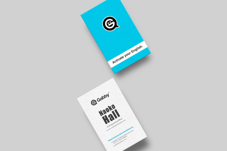 Business Card - Gabby Academy
